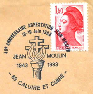 Arrestation de Jean Moulin