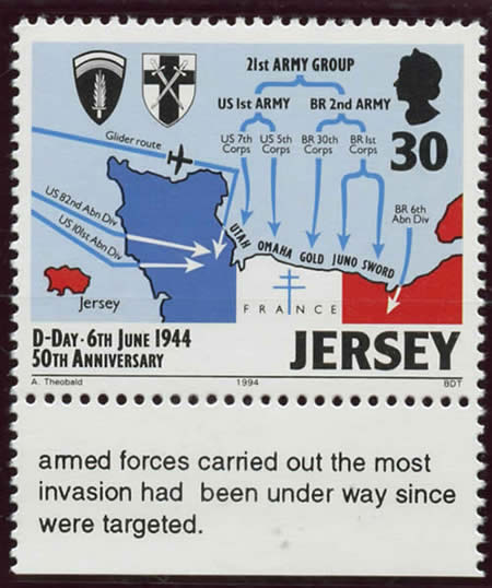 D-Day jersey