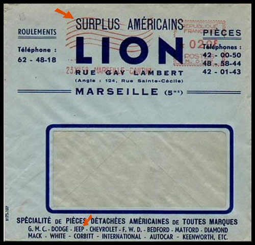 Surplus américains