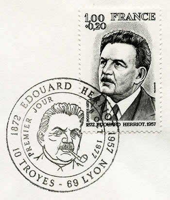 FDC Edouard Herriot