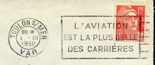 OMEC Flier L'Aviation la plus belle des carrières