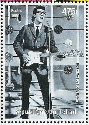 Buddy Holly timbre du Tchad
