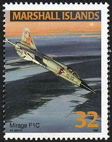 Mirage Marshall islands