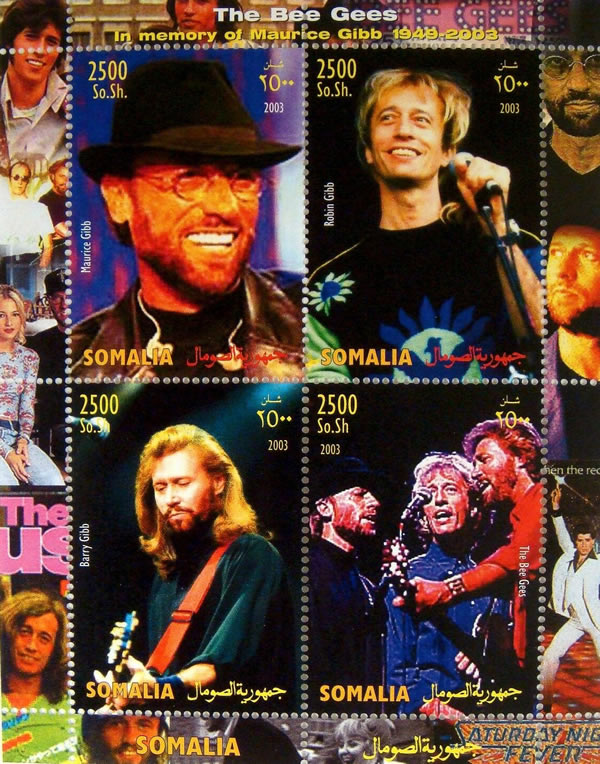 Groupe des Bee Gees