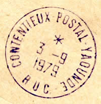 Contentieux postal RUC