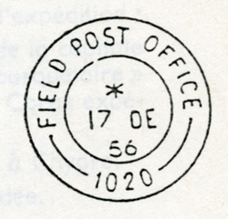 Fleet Post Office malte