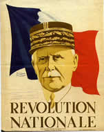 Pétain et la révolution Nationale