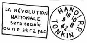 Daguin révolution Nationale