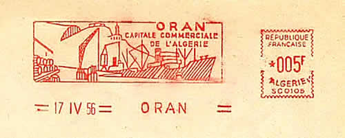 EMA Oran capitale commercial