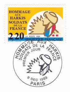 harkis FDC paris